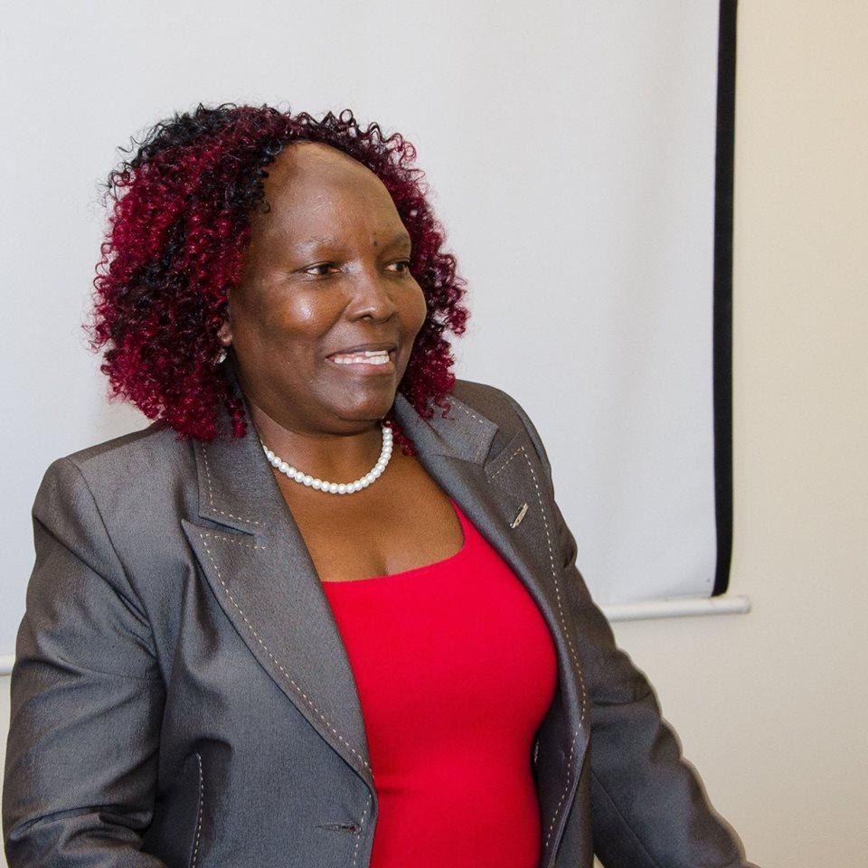 Annastacia Nthenya Olembo,