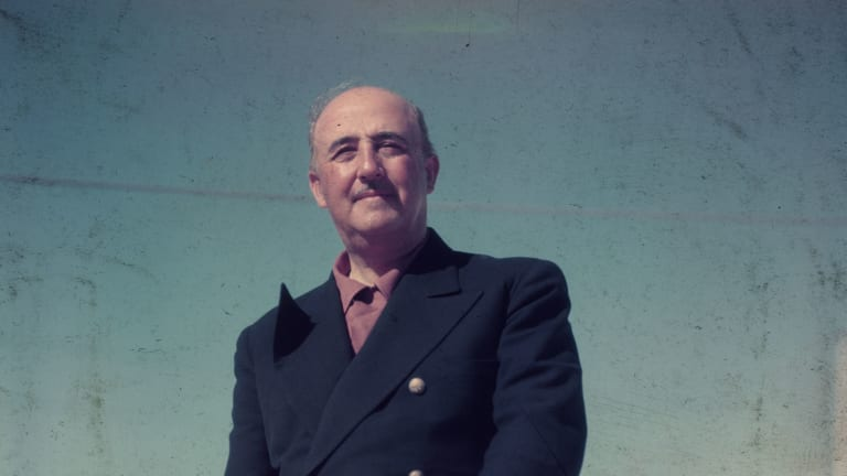 Piedad de La Cierva: a surprising career during the second republic and Franco's regime