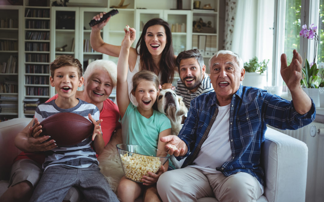 L'approche 'intelligente' pour une vie en famille intergénérations