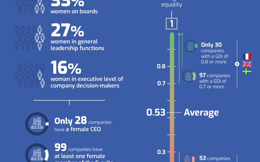EWOB 2019 Gender Diversity Index