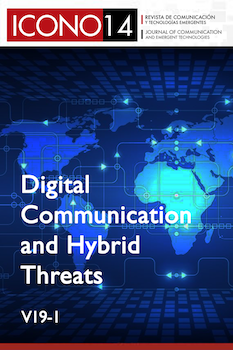 Digital Communication and Hybrid Threats. Presentation