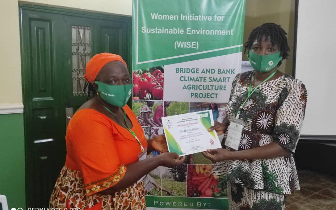 Entretien avec Olanike Olugboji, consultante en développement durable et fondatrice de WISE